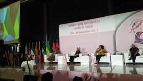 "CEDEP AT AFRICAN WOMEN IN DIALOGUE: ""LGBTIQ Rights are also Human Rights"""