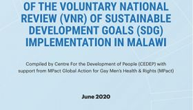 Civil Society Parallel Report of the Voluntary National Review of SDG Implementation in Malawi