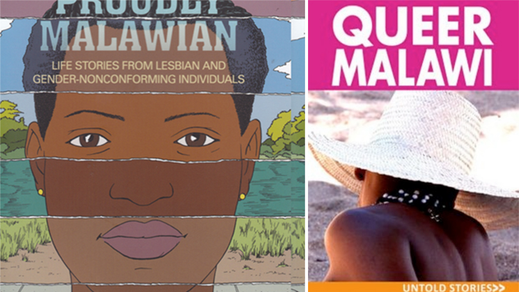 CEDEP Publishes Two Books - Queer Malawi and Proudly Malawian